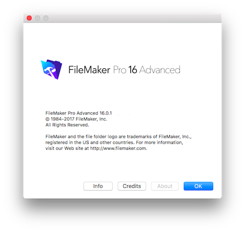 The Philosophy of FileMaker - Sweet Sixteen