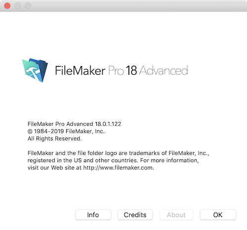 Best of FileMaker Eighteen
