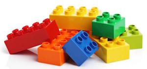 Legos are a good analogy for modular scripting in FileMaker.